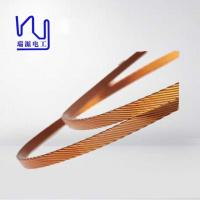 Wholesale 1.2x1.2mm Copper Profiled High Frequency Litz Wire For RF Transformers from china suppliers