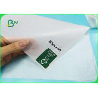 China 31gsm White Parchment Paper Roll Baking Liners Sheets Non Stick Coating on sale
