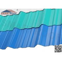 Wholesale 2 Layer Corrugated Roof Panels Eco - Friendly For Residential Roofing from china suppliers