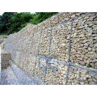 Wholesale Hot Dip Stainless Steel Galfan Hexagonal Hesco Barriers Gabion Retaining Wall from china suppliers