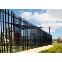 Wholesale High security fence/Tubular steel security fencing/Australia commercial fencing from china suppliers