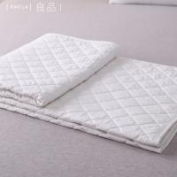 Wholesale cotton Microfiber Filling Comforter/quilt White Hotel Duvet / Quilt with piping double stitches from china suppliers