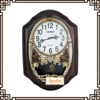 Wholesale wedding decoration wall clock,gift wall clok Professional home decor clock with great price G8034-1 from china suppliers