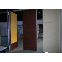 Wholesale Decorate Ultrahigh Movable Partition Walls Board With Retractable Top from china suppliers