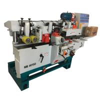 Buy cheap 4 sided planer moulder door making machine from wholesalers