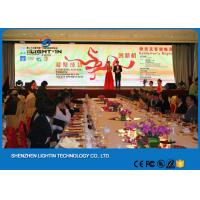 Wholesale Media LED Indoor Multi Color LED Screens P6 Advertising Video LED SMD 3528 Panel from china suppliers