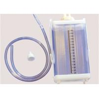 Buy cheap Plastic Examination Therapy Equipments Disposable Medical Products Thorax Drainage Bottle from wholesalers