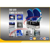 Wholesale Blue Virtual Shooting 9D Action Cinema 360 Degree Rotating Touch Screen HD 1080P from china suppliers