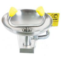 Quality INDUSTRIAL SAFETY SHOWER Stainless steel Wall mounted emergency eyewash station for sale