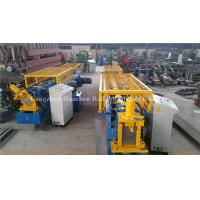 Wholesale Steel U purlin roll forming machine for Special U Purlin Profile , 15 KW Main Power from china suppliers