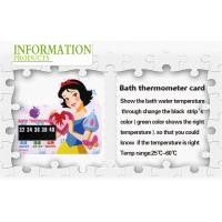 Mother Care Digital Baby Bath Thermometer 32~42 Degree Temp Range