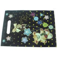 Wholesale Fashionable Christmas Wrapping Paper Bag Art Paper Or Craft Paper PGB17 from china suppliers