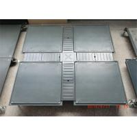 Wholesale Strong Loading Capacity Raised Floor Support Pedestal Anti - corrosion from china suppliers