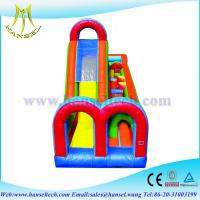 Wholesale Hansel kindergarten playground equipment,obstacle sport game for kids from china suppliers