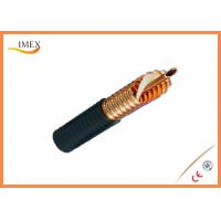 Wholesale Light Resistance 75 Ohm Coaxial Cable , Air Dielectric Coaxial Cable 75-37-3 from china suppliers