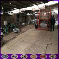 Quality China Deer netting fence making machine for sale