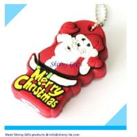 Wholesale father christmas usb flash disk  from china suppliers