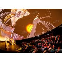 Wholesale Stimulate Immersive Experience 4D Dome Movie Theater For Shopping Mall from china suppliers