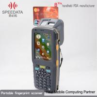Wholesale Module 3G Wifi Biometrics Handheld Fingerprint Scanner Wireless Thumbprint Scanner from china suppliers