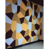 Quality 125 - 4000 HZ PET Felt Acoustic Wall Panels For Multifunction Room Soundproofing for sale
