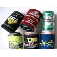 Buy cheap waterproof neoprene beer can cooler from wholesalers