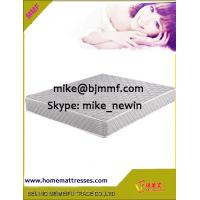 Wholesale Full Size Bonnell Spring Bed Mattress Review from china suppliers