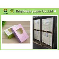 Wholesale 210 Gsm ~ 400 Gsm A0 Cardboard Sheets , Pre Cut Solid Cardboard Sheets from china suppliers