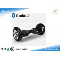Wholesale 10 inch  two wheel smart balance electric scooter carbon fiber from china suppliers