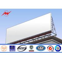 Wholesale Comercial Outdoor Digital Billboard Advertising P16 With RGB LED Screen from china suppliers