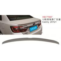 Wholesale OEM Type Car Roof Spoiler for Toyota Camry 2012 Air Interceptor from china suppliers