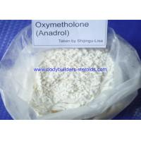 Wholesale Anadrol Muscle Growth Hormone 434-07-1 Oral Steroids Oxymetholone from china suppliers