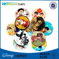 Wholesale Natural Rubber Fabric Custom Drink Coasters For Cup CMYK Sublimation Printed from china suppliers