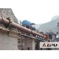 Wholesale Building Materials Equipment Rotary Kiln for Cement / Lime Calcination from china suppliers