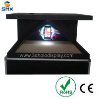 "Quality 3D Virtual Projection Holographic Display 3D Pyramid 22""-84"" Full HD Built-in Speakers for sale"