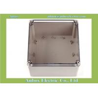Wholesale Ip66 200*200*130mm Clear Lid Enclosures Junction Box from china suppliers