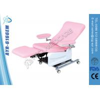 Wholesale Movable Medical Electric Dialysis Blood Collection Dialysis Chairs With Wheels from china suppliers