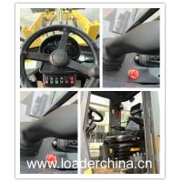 Wholesale 1T wheel loader with snow bucket from china suppliers