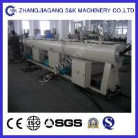 Wholesale Automatical Single Screw Ppr Plastic Tubing Extrusion Machine 120Kg Per Hour from china suppliers