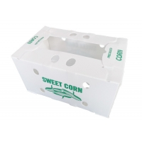 Wholesale Recyclable Waterproof 750gsm Corn PP Packaging Box from china suppliers
