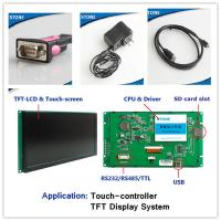 Buy cheap 256 MB Flash Memory 8 Inch Lcd Tft Module With Innolux Screen 4.0W from wholesalers