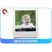 Wholesale Contemporary Decorative White Fridge Magnet Photo Frame For Multiple Photos from china suppliers