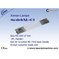 Wholesale IPL E-light xenon flash lamp for Q - switch ND YAG laser handle from china suppliers