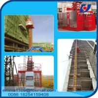 Wholesale 1-4t Rack & Pinion Construction Hoist Elevator Mast Section Climbing Type from china suppliers