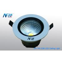 Wholesale Modern 7W COB Energy Saving LED Ceiling Light , LED COB Ceiling Lighting 240V from china suppliers