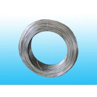 Wholesale Round Plain 8mm Steel Tube / Light Pipe For Chiller , Air Condition tube from china suppliers