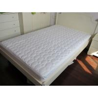 Wholesale Ellipse Design Cotton Quilted Microfiber Mattress Covers and Protectors for Household from china suppliers