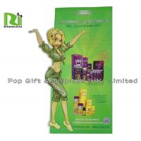 Wholesale Special Shape Cardboard Stand Up Display For Children With Die Cut from china suppliers