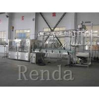 Wholesale Customized Beer Bottle Filling Equipment Beer Bottle Capper Machine With High Speed from china suppliers