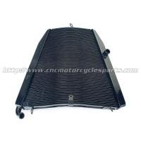 Wholesale Black Motorcycle All Aluminum Radiators from china suppliers