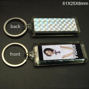 Buy cheap Logo Solar Led Keychain from wholesalers